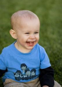 ząbkowanie u dzieci